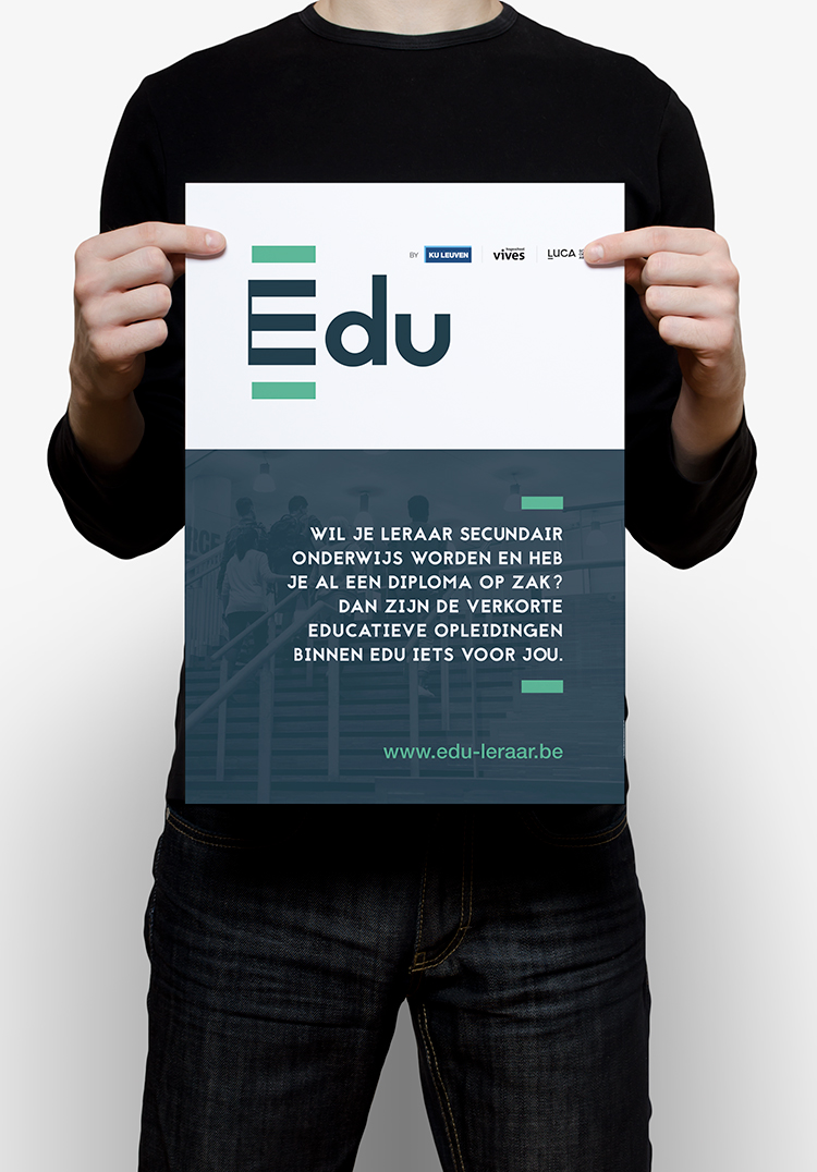 Edu affiche persoon